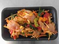 400g Piri Piri chicken stir fry