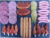 Family Barbeque Feast