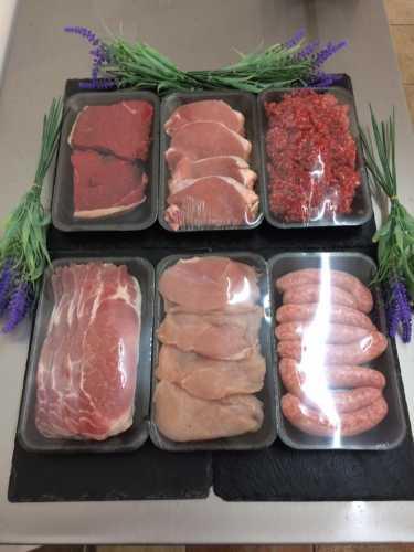 The Steak Lean Box